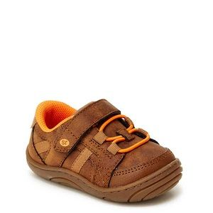 Stride rite memory foam size 5 baby shoes
